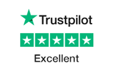 TrustPilot Five Star Rated Supplier