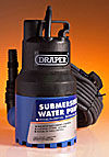 Submersible Pump 1600 Gals per Hour
