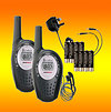 Cobra MicroTalk MT800  Walkie Talkie Set