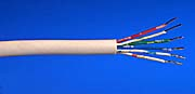 3 Pair Telephone Cable