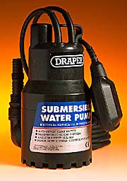 Submersible Pump + Float Switch 110v as SWP120 Amp