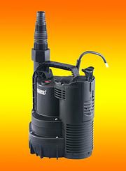 Submersible Pump 1600 Gph - Integral Float Switch