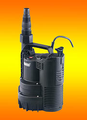 Submersible Pump 2400 Gph - Integral Float Switch