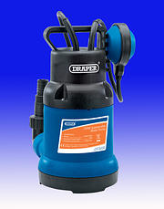 Submersible Pump 2875 Gals per Hour + Float Switch
