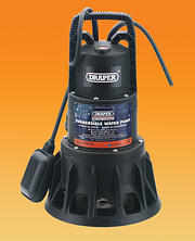 Submersible Pump Dirty Water 4200 Gals + Float Switch