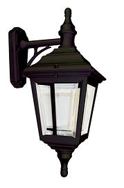 Kerry Up/Down Lantern - Black