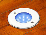 Walkover Light - 9 Blue LED