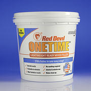 Red Devil ONETIME Filler - 1 Litre