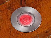LED Walkover Light 1w - Red