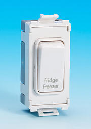 20 Amp DP Grid Switch - Fridge Freezer