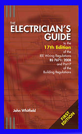 Electricians Guide Book - 17th edition