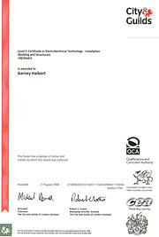 city and guilds 2330 level 2 01 City & guilds electro technical technology qualifications leading vocational education and training organisation  (2399-01) level 3 nvq diploma in .