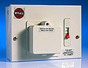 3 Way Metal Consumer Unit - 60 Amp Switch