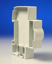 Blank for Wylex NH Consumer Units - Din Rail Mounted