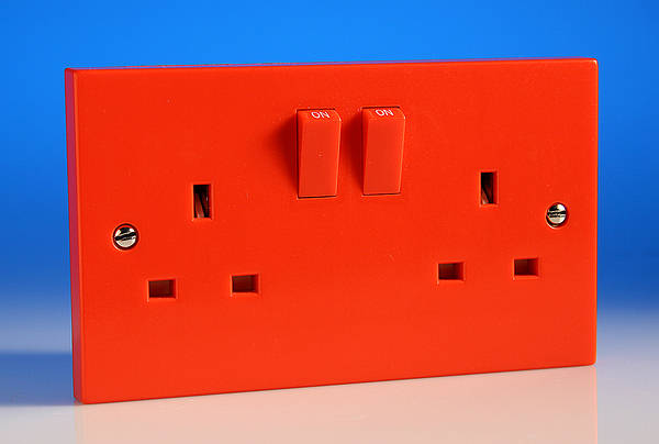 Wiring Socket Red Black