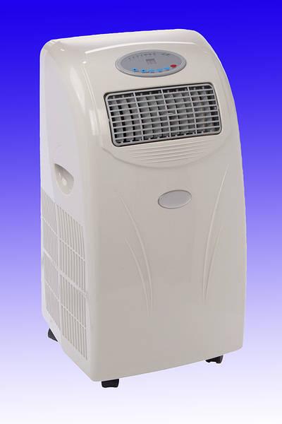 Portable Air Conditioner 10000 Btu Heat Pump Damaged