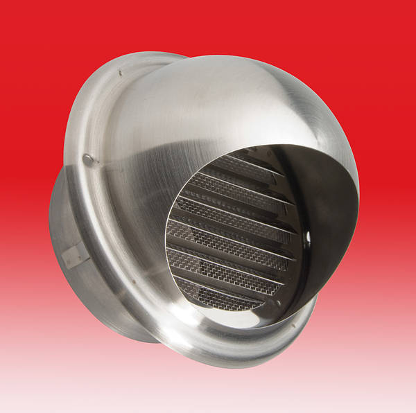 4 Inch Flexible And Rigid Ducting Ventilation