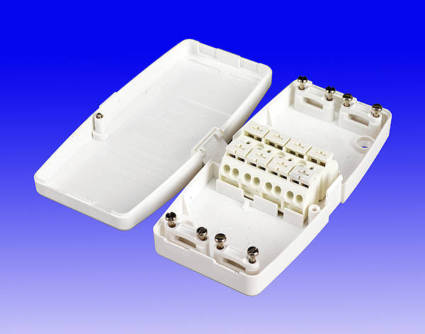 Ashley j804 maintenance free junction box 20a 4 terminal product photo cheapraybanclubmaster Images