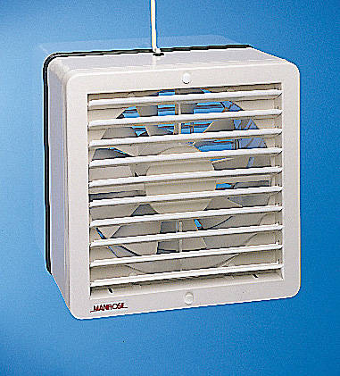 9 Inch Window Wall Extractor Fan