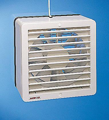 Kitchen Extractor Fan Distance From Window 9 Inch Window Wall Extractor Fan