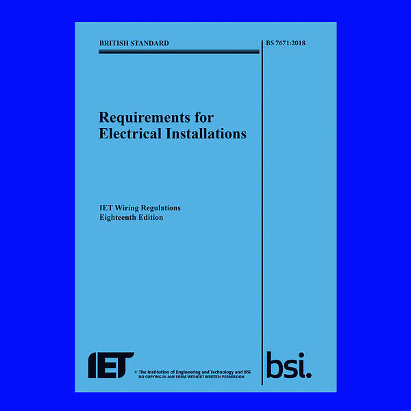Iee Regulation Pdf