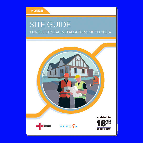Niceic Site Guide For Electrical Installations