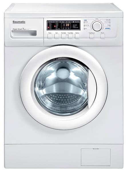 baumatic washing machine instructions