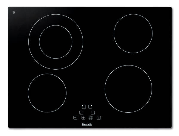 baumatic ceramic hob instructions