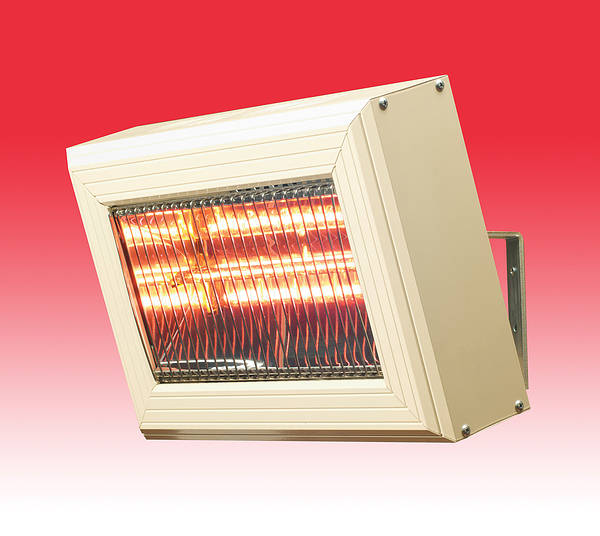 2 0kw Quartz Halogen Heater