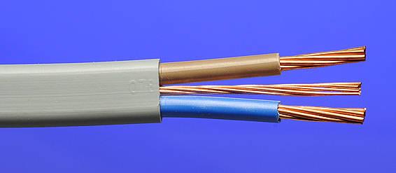 6242y 10 0mm U00b2 Grey Twin  U0026 Earth Cable 100m  U0026 Cuts