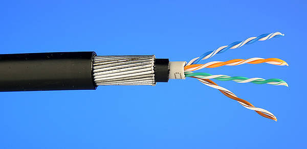 Armoured Swa Cable