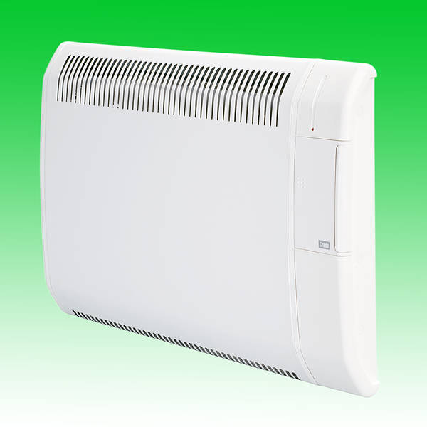 Creda Profile Plus Panel Heater 1500w White