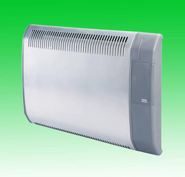 Creda Profile Plus Panel Heater 500w Silver