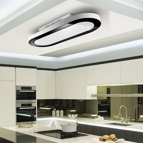Luxair Recirculating Cooker Hoods
