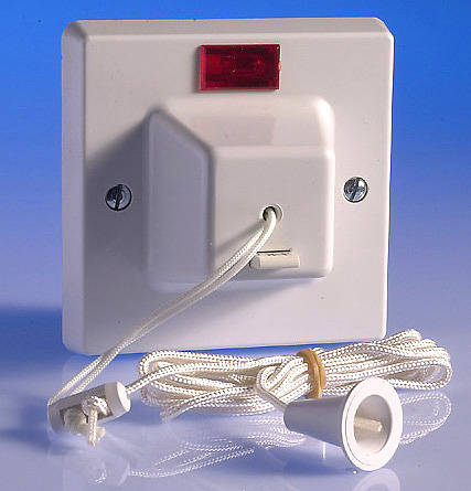 50 Amp Dp Ceiling Pull Cord Switch