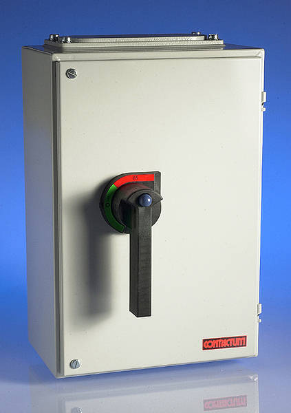 200 Amp Tp Amp N Switchfuse Contactum