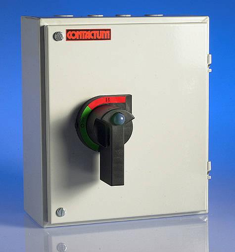 100 Amp Tp Amp N Switchfuse Contactum