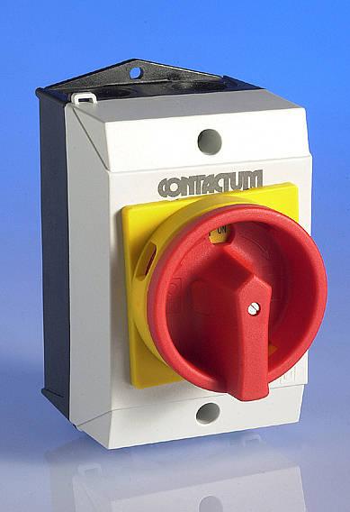 20 Amp Tp Amp N Rotary Isolator Insulated Weatherproof Ip65