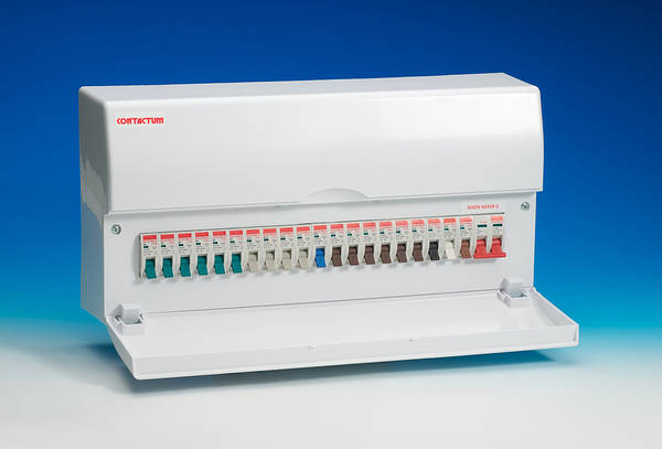 20 Way Insulated Consumer Unit