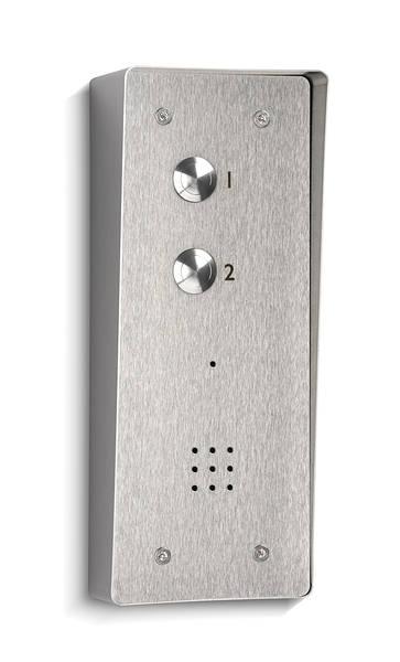 2 Way Vrk Vandal Resistant Audio Door Entry System