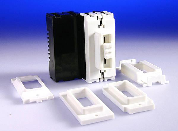 Slider Grid Dimmer Switch 60 630w White