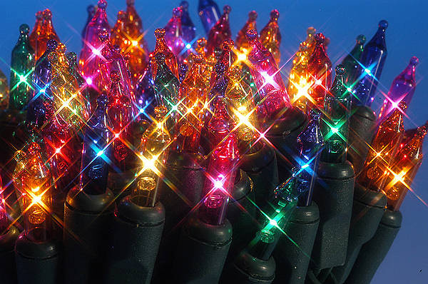 product photo - Chaser Christmas Lights