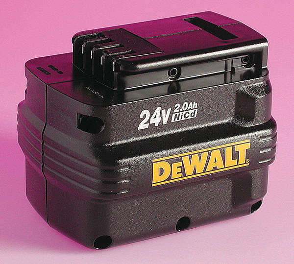 dewalt de0240 24 volt 2 0 ah dewalt battery pack. Black Bedroom Furniture Sets. Home Design Ideas