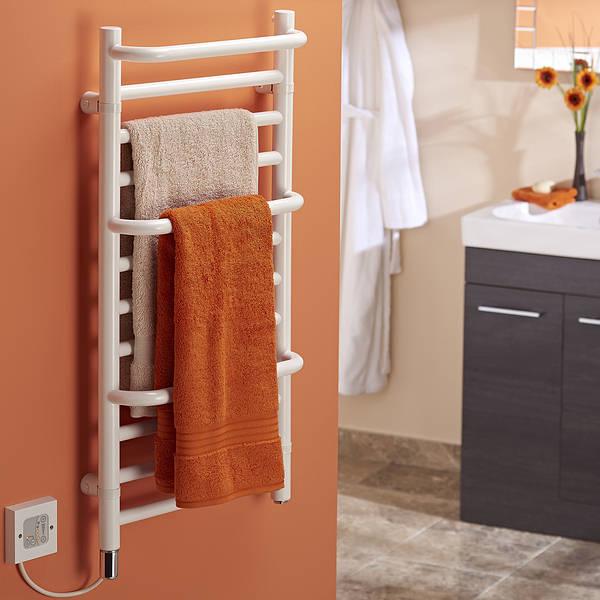 Dimplex Ttrs175w: Heated Towel Rails, White