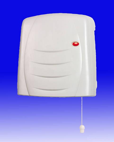 2kw Wall Mounted Fan Heater Ipx4