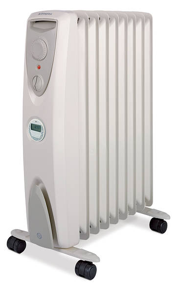 Dimplex Ofrc20tic 2kw Oil Free Radiator With Timer
