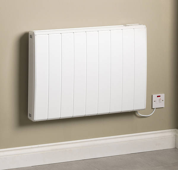 2 0kw Q Rad Electric Radiator White