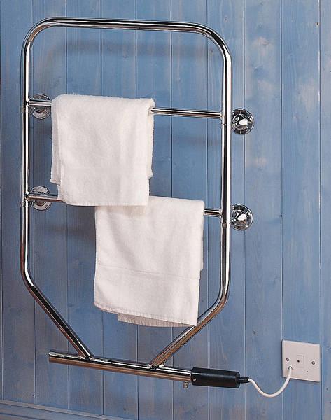 Heated Towel Rails Electric Chrome
