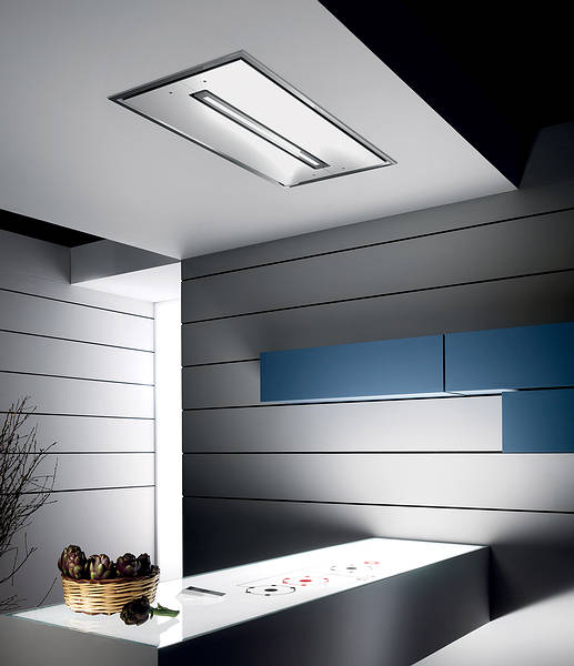 Ceiling Mounted Extractor Fan >> Elica Collection Cooker Hoods Ceiling Mounted