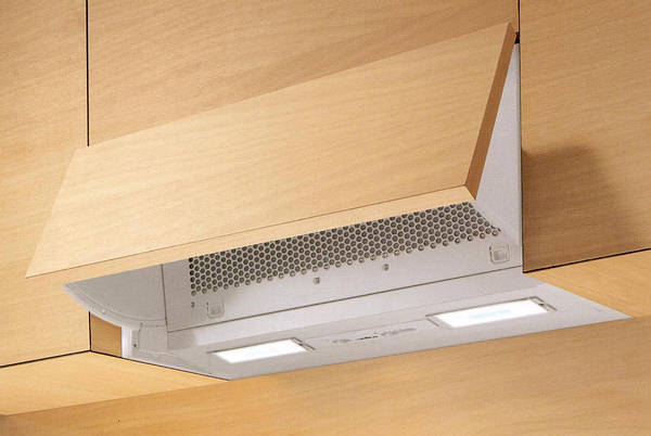 Built In Amp Integrated Cooker Hoods